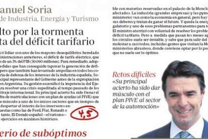 Vocento se harta de Soria: podría perder 10 millones si le quitan las TDT