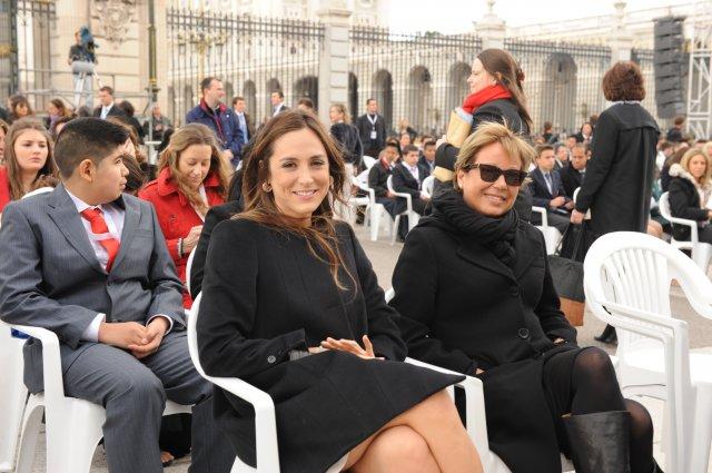 Rouco confirma en La Almudena a 1.138 jóvenes