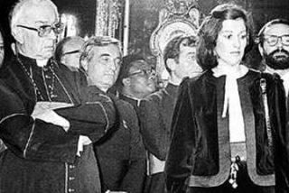 A los 30 años de la dimisión del cardenal Tarancón