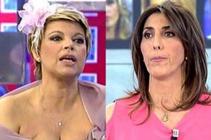 Paz Padilla vs Terelu Campos ¿Quién es peor presentadora ? ¿Con cuál de ellas deberían quedarse los de 'Sálvame'?