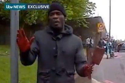 Alerta terrorista en Londres tras decapitar dos fanáticos islámicos a un soldado