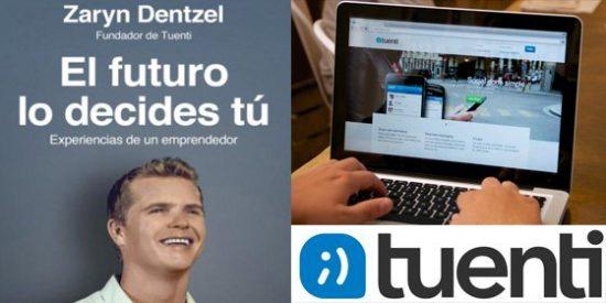 El creador de Tuenti comparte con sus lectores cómo logró triunfar en España