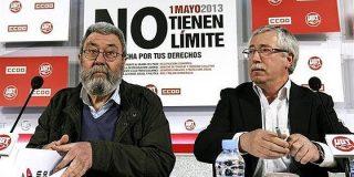"""Cándido Méndez: """"No hay ningún caso de sueldo escandaloso en UGT"""""""