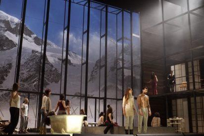 Estropicio en el rescate de una ópera barroca española