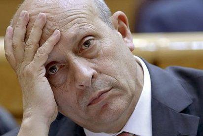 ¿Huelguistas con camiseta verde 1 - Ministro José Ignacio Wert 0?
