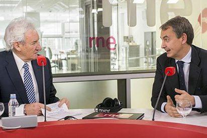 """Zapatero: """"Como ex presidente no saldrá de mi boca nada que pueda perjudicar a Rajoy"""""""
