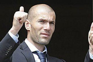 """Florentino Pérez: """"Zidane liderará el proyecto deportivo del Real Madrid"""""""