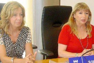 """Pilar Marí es ya alcaldesa de Ibiza: """"No sería coherente que Jáuregui gestionara alguna concejalía"""""""