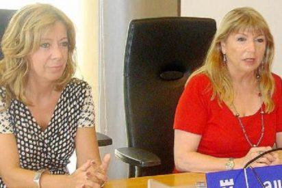 La alcaldesa de Ibiza mete en vereda a Jáuregui y la convence de que no dé la vara