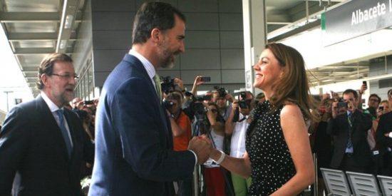 Cospedal resalta el empuje económico para C-LM del nuevo AVE Madrid-Alicante