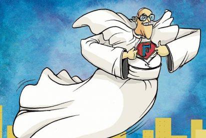 El Papa párroco deseado