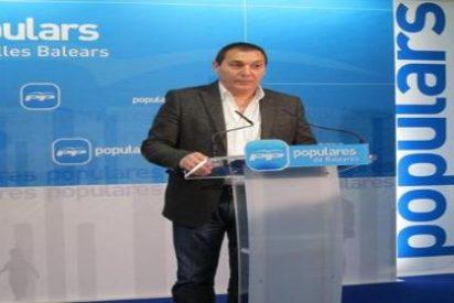 """El presidente del PP de Mallorca pide """"auxilio"""" a una diputada nacionalista para no devolver dinero...¡a su propio partido!"""