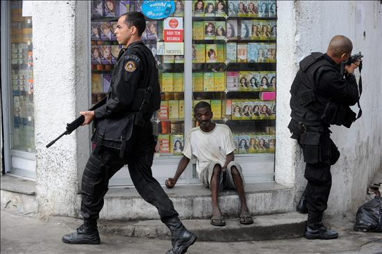 Brasil es ya el segundo consumidor mundial de cocaína