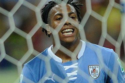 Uruguay se da un atracón de goles y le clava 8 a Tahití