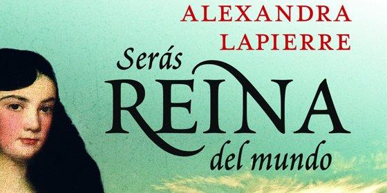 Alexandra Lapierre narra la historia de la mujer que, por amor, llegó más lejos que Cristóbal Colón