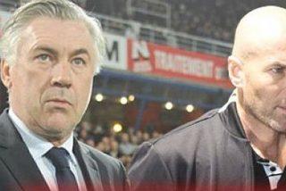 Ancelotti-Zidane: Una pareja para la Décima Copa de Europa del Real Madrid