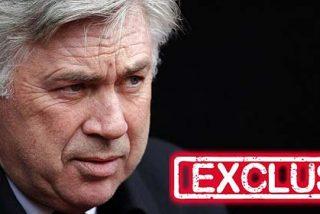 """Carlo Ancelotti: """"Gran inteligencia en el campo y habilidad técnica"""""""