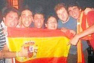 La rojigualda, orgullo de España... ¿y de Artur Mas Rakosnik?