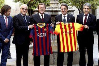 El Barça se convierte en el motor propagandístico de Artur Mas
