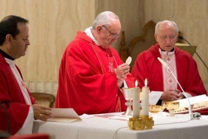 García Burillo invita al Papa a Ávila