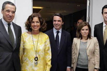 """Lucía Méndez: """"La presencia de Sáenz de Santamaría en la conferencia de Aznar decepcionó a los periodistas, que íbamos buscando sangre"""""""
