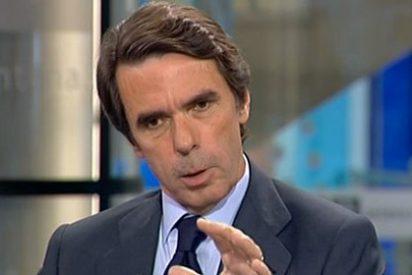 laSexta rescata las notas de los dirigentes políticos: Aznar, con un 6'4, no hubiese obtenido beca con Wert