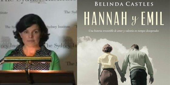Belinda Castles vuelve con un relato real y conmovedor que tiene como telón de fondo el caos y la devastación de la Segunda Guerra Mundial