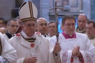"""Francisco: """"Pablo VI amó a la Iglesia y se gastó por ella sin reservas"""""""