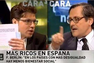 """Marhuenda: """"¿Que hay más ricos en España? Eso sólo sería malo en la URSS o Corea del Norte"""""""