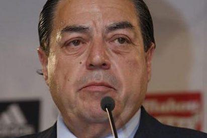 """Vicente Boluda: """"Fuí presidente, pero no podría presentarme a las elecciones del Madrid. Solo tengo 15 años de socio"""""""