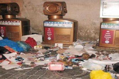La estafa de la recogida neumática de basura nos cuesta ya dos veranos de mala imagen