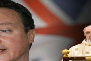 """Francisco escribe a Cameron: El dinero """"debe servir y no gobernar"""""""