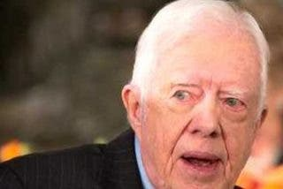 """Jimmy Carter: """"Las religiones han discriminado de forma abusiva a las mujeres"""""""