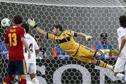 ¿Estuvo bien Iker Casillas o falló estrepitosamente en el gol de Luis Suárez?