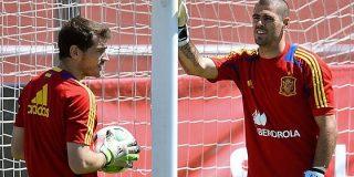 ¿Fue justo que Del Bosque pusiera a Iker Casillas en lugar de Víctor Valdés?