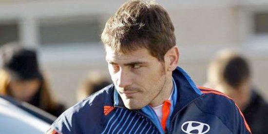 """Casillas: """"Se me ha pasado por la cabeza irme del Real Madrid"""""""