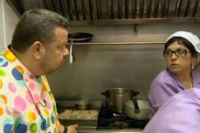 """Chicote pierde los nervios con una hermana 'pija' y otra 'choni' y con una cocinera enamorada de él: """"Es tan atractivo..."""""""
