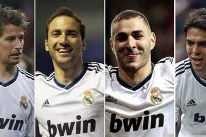El Real Madrid tiene a varios jugadores en la mira y van a 'pagar el pato' por el mal año