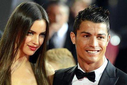 A Cristiano Ronaldo se le pone 'chunga' la cosa con su novia por culpa de otro macizo