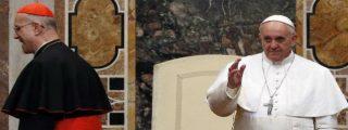 """Francisco prepara una inminente """"revolución"""" en la Curia romana"""