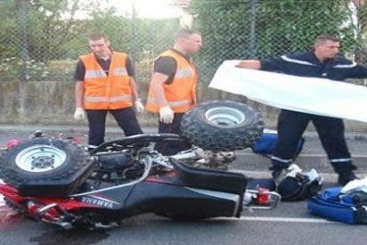 Muere en ibiza un británico de 31 años tras estrellarse su 'quad' contra una farola