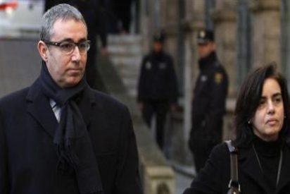 El juez rechaza dejar 'fuera de juego' a la esposa del exsocio de Urdangarin en Nóos