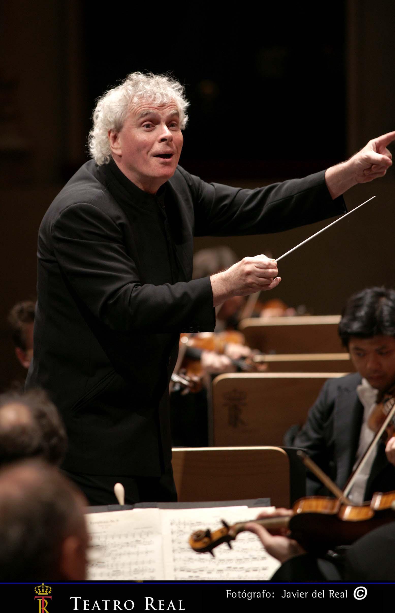 La Novena de Beethoven según Simon Rattle y la Filarmónica de Berlín