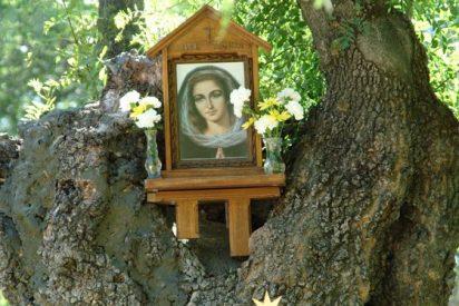Se cumplen 32 años de la primera aparición de la Virgen a Amparo Cuevas