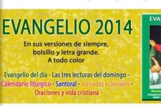 """Ya a la venta el """"Evangelio 2014"""" de Edibesa"""