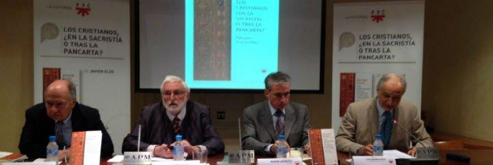 """Javier Elzo: """"En España vivimos entre un catolicismo rancio y un laicismo excluyente"""""""