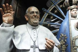 Francisco se multiplica en Buenos Aires