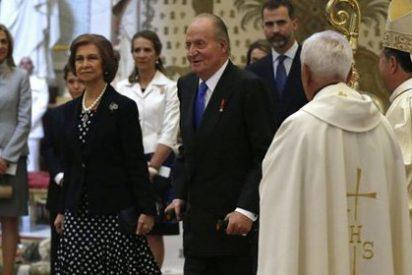 "Pedrojota ahora ve ""radiante"" a la Infanta: ¿otro lavado de imagen?"