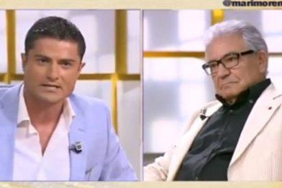 Alfonso Merlos da la espantada en 'La Marimorena' tras ser calificado de 'delincuente' por un sindicalista de CCOO