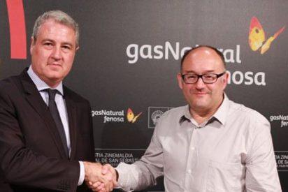 Gas Natural Fenosa patrocina, por segunda vez, el Festival de Cine de San Sebastián